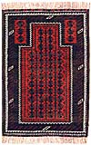 BALOUCH prayer rug Wool