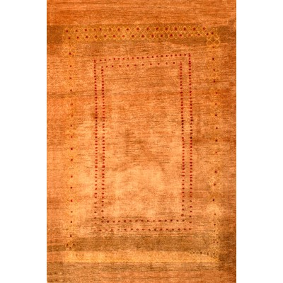 "Kashkouli Wool Rug(3' 5"" x 5' )"