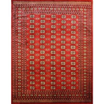 """BOKARA Wool Rug(8' 2"""" x 10' 3"""" )"""
