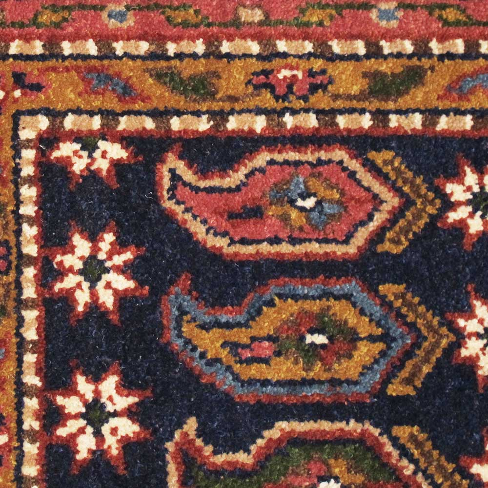 Size 08x10 Kazak Wool Rug India