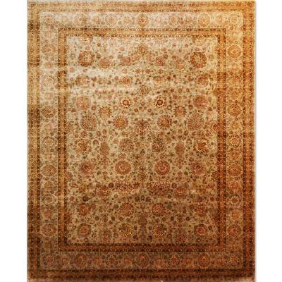 "KASHAN Wool Rug MJ6006(8' 1"" x 10' )"