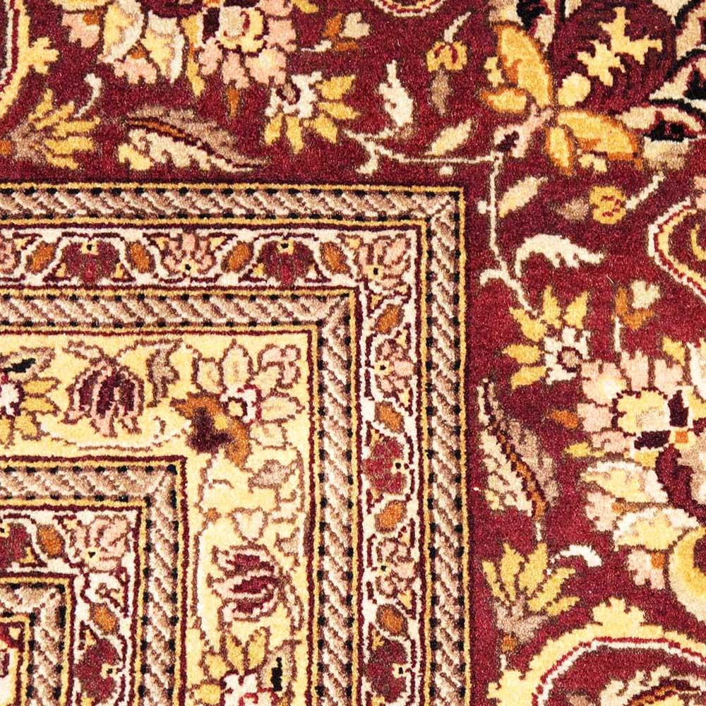 Size 08x10 Tabriz Wool Rug Pakistan