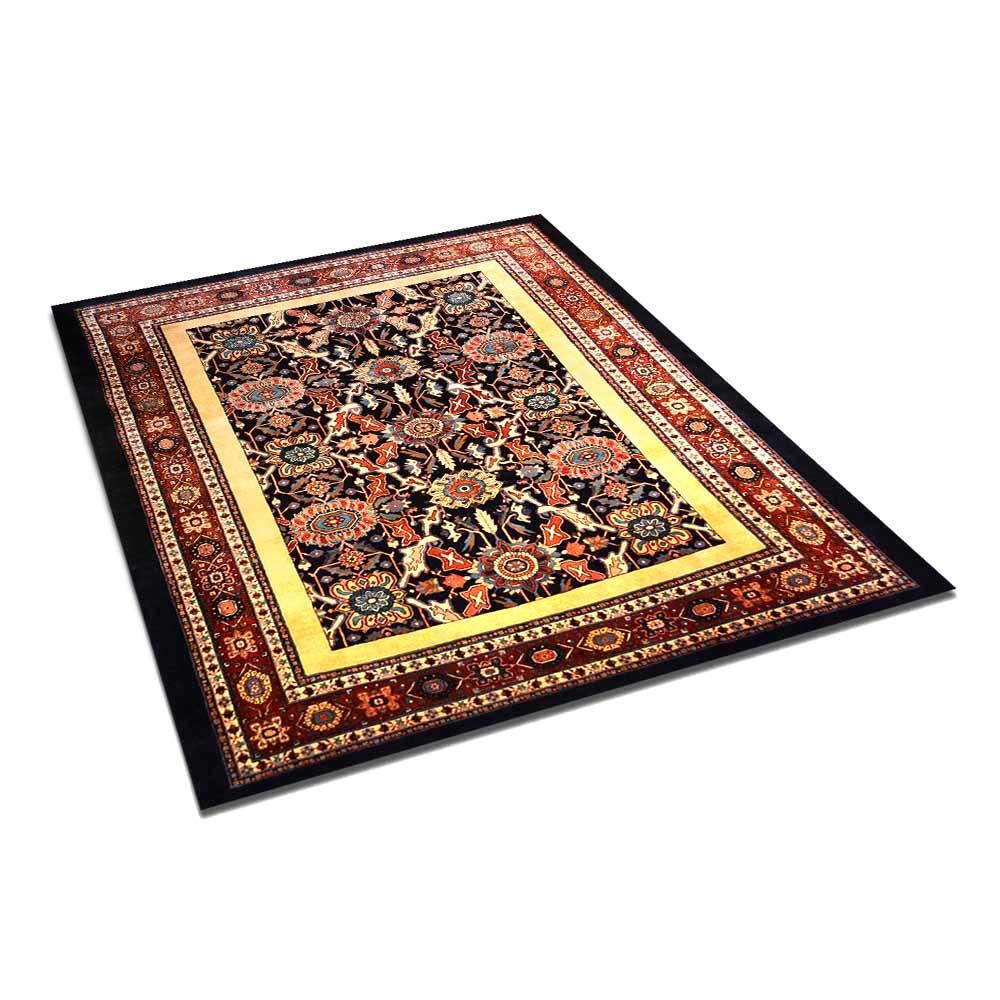Size 09x10 Bakhtiari Wool Rug Iran