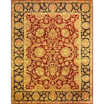 "KASHAN Wool Rug BK6077(7' 11 x 10' 1"")"