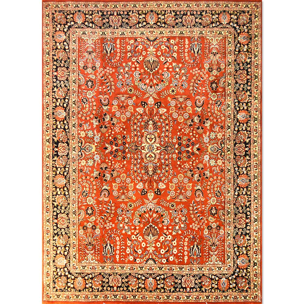 "Preferred Size 5' 10"" x 8' BIDJAR Rug IRAN YF68"