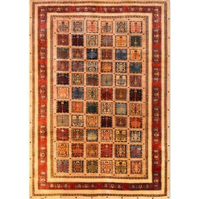 """LURI Wool Rug ZL5012(6'9"""" x 9'9"""" )"""