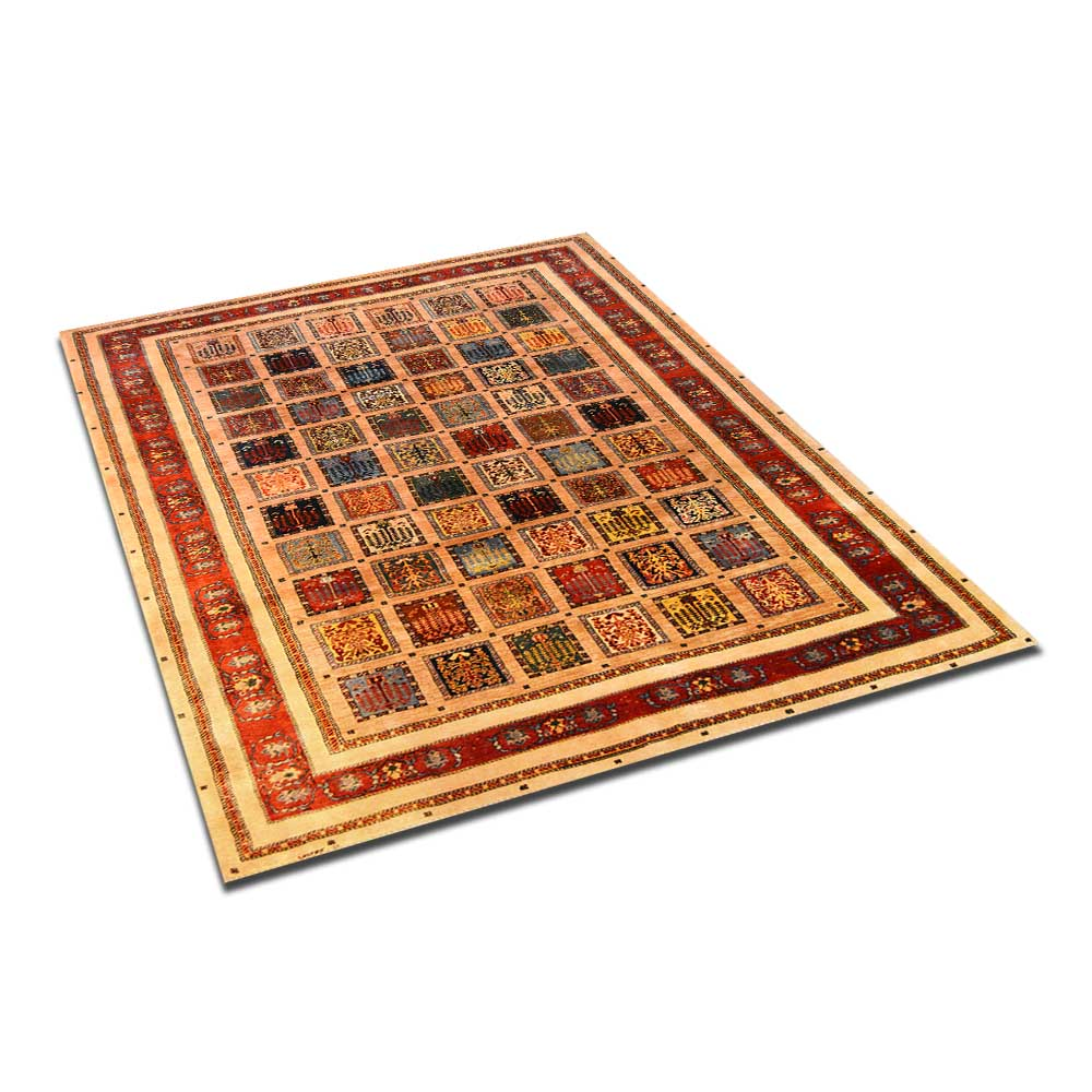 Size 06x09 Luri Wool Rug Iran