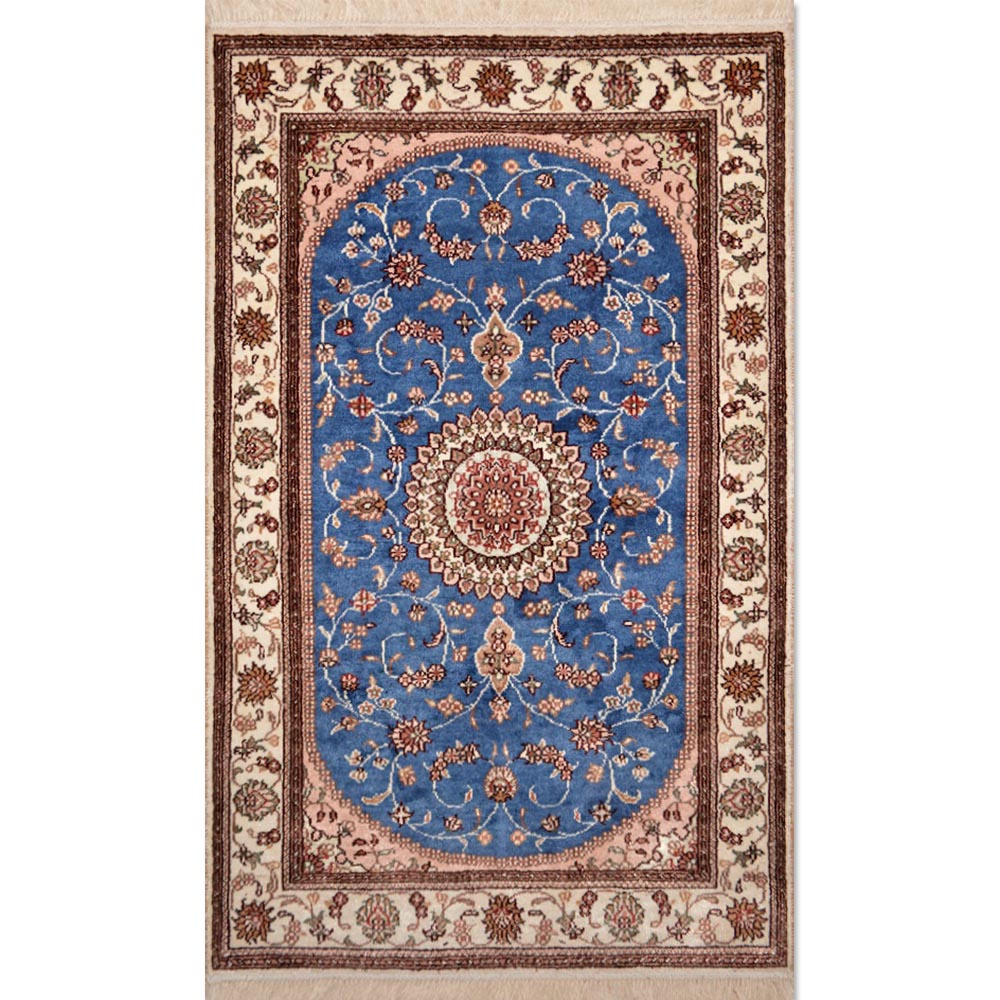 Size 2 6 X4 Art Silk Rug China