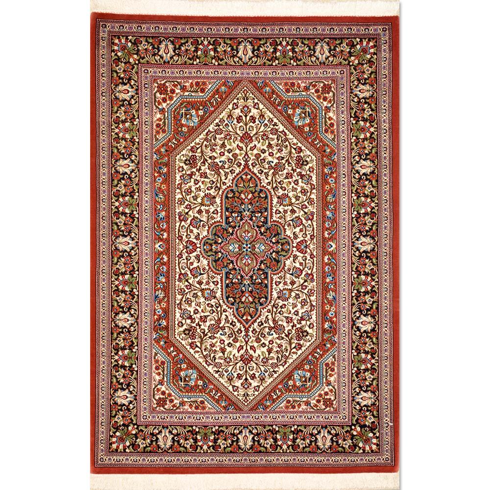 Size 3 6 X 5 2 Ghoum Wool Rug Iran