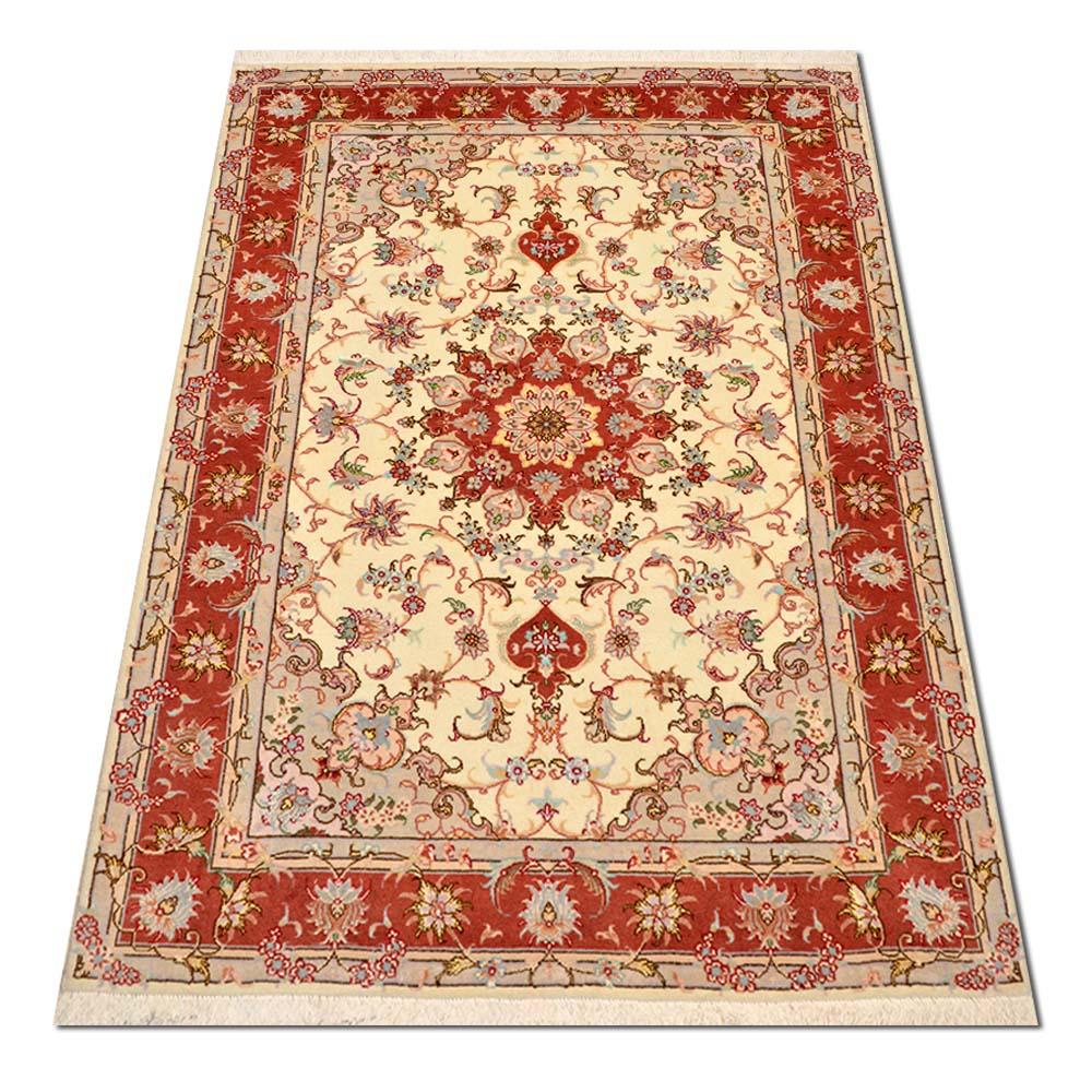 Size 3 5 Quot X5 Tabriz Rug Iran