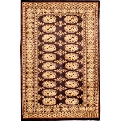 """Bokhara Wool Rug (2'7"""" x 3'11"""" )"""