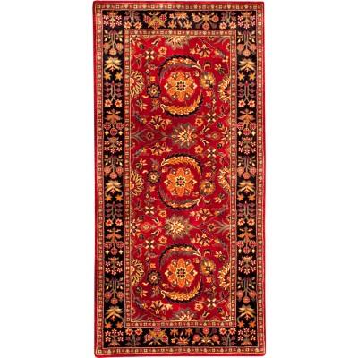 """Akbar Wool Rug (2' 4"""" x 4' 10"""")"""