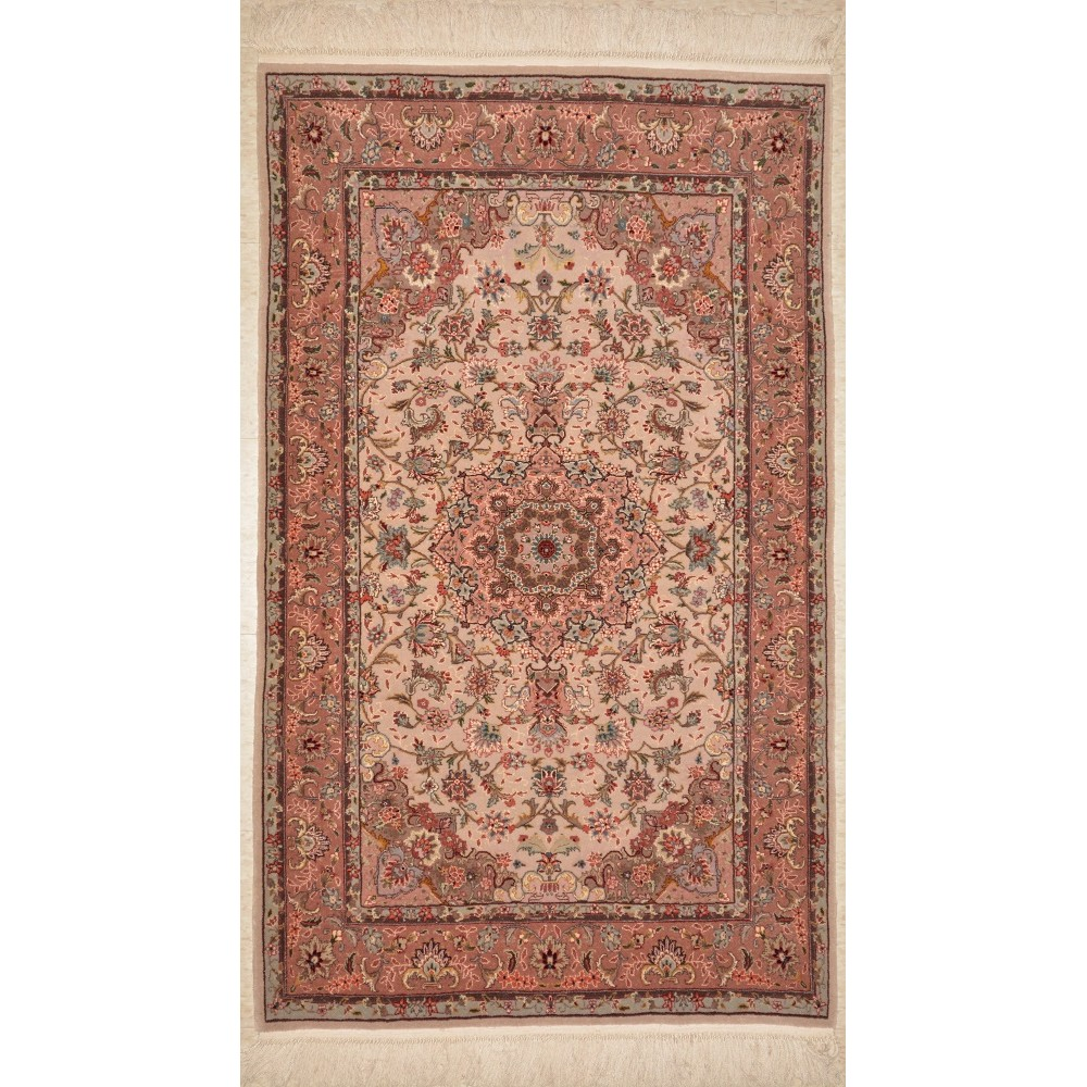 Size 3 0 Quot X 4 11 Quot Kashan Wool Rug From China