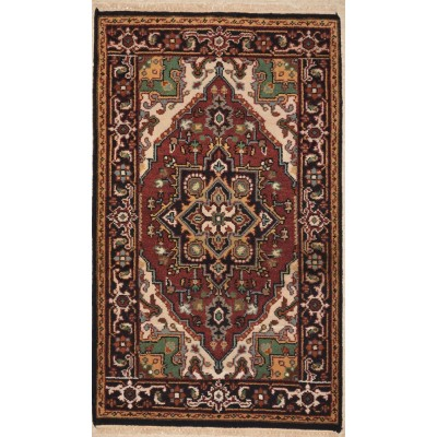 "Serapi Wool Rug 12-816 (3'1"" x 5'0"")"
