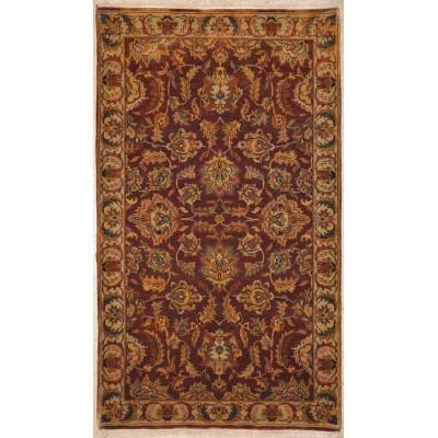"Kashan Wool Rug BK3030 (3'1"" x 5'1"")"