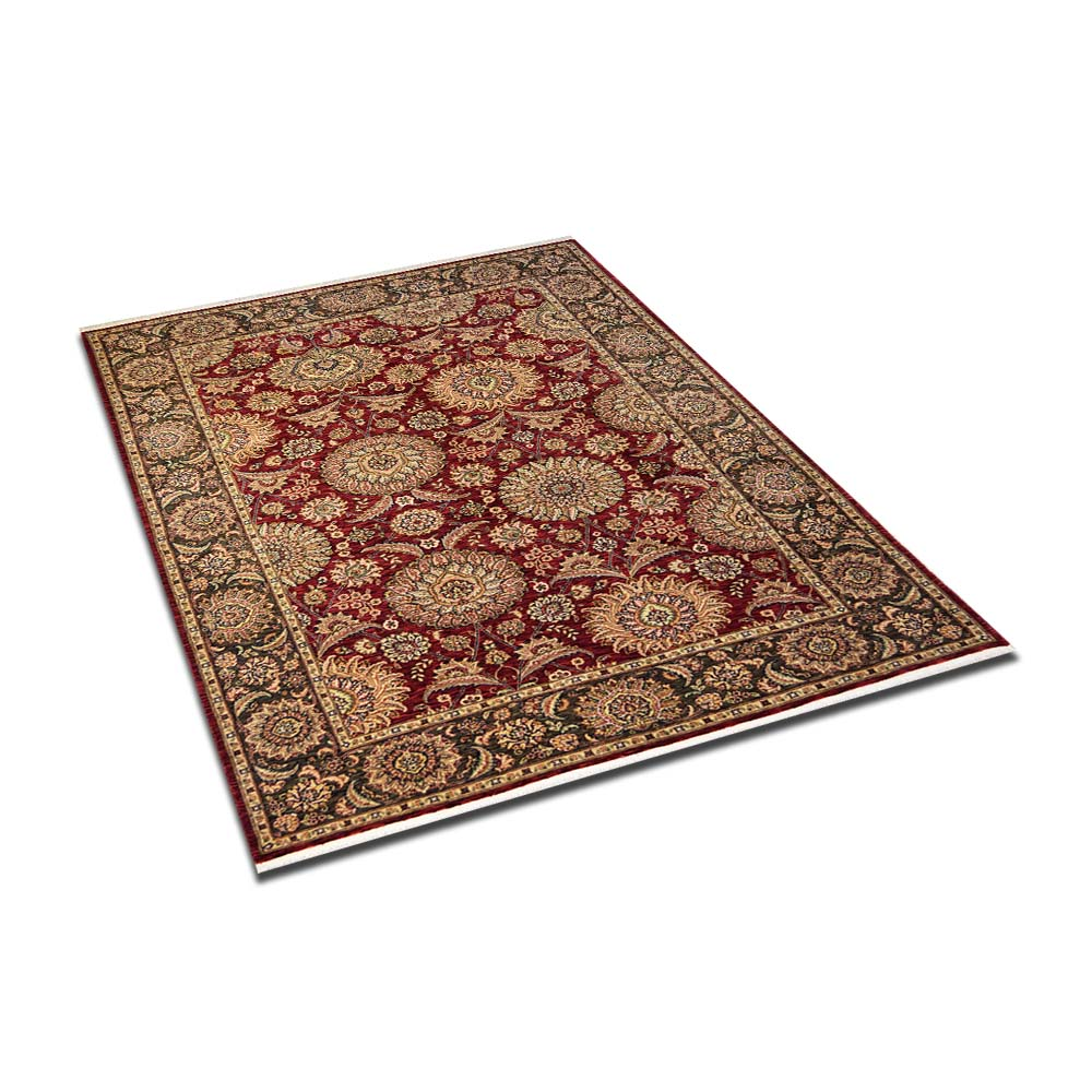 Size 5 9 Quot X8 9 Quot Shapur Wool Rug China