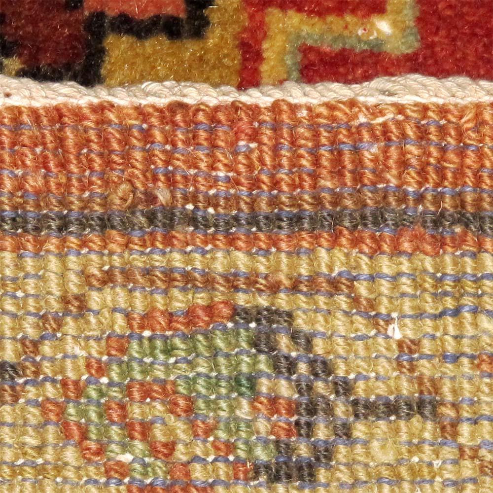 Size 5 10 X8 9 Mahal Wool Rug India