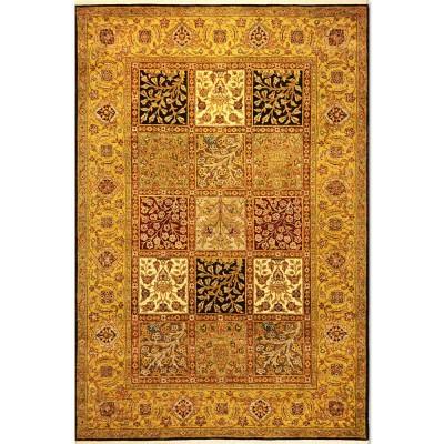 """Garden Design Wool Rug BK5031 (5'10"""" x 8'9"""")"""