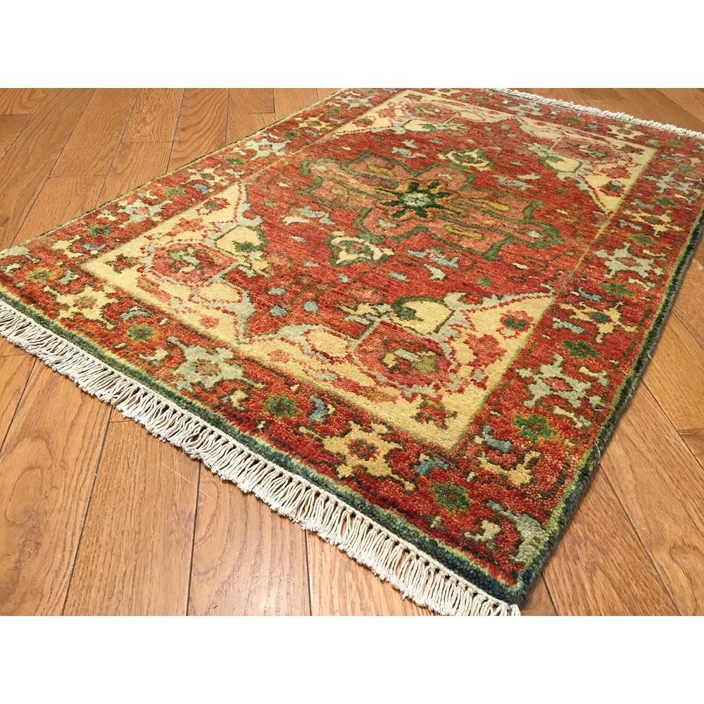 Wool Rugs Made In India: Hand Knotted Wool Rugs From India