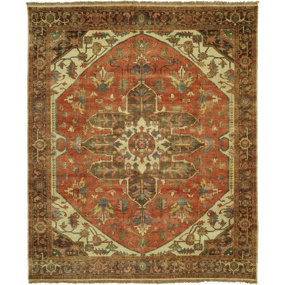 Serapi Collection Rug shJS754-46 (4'x6')