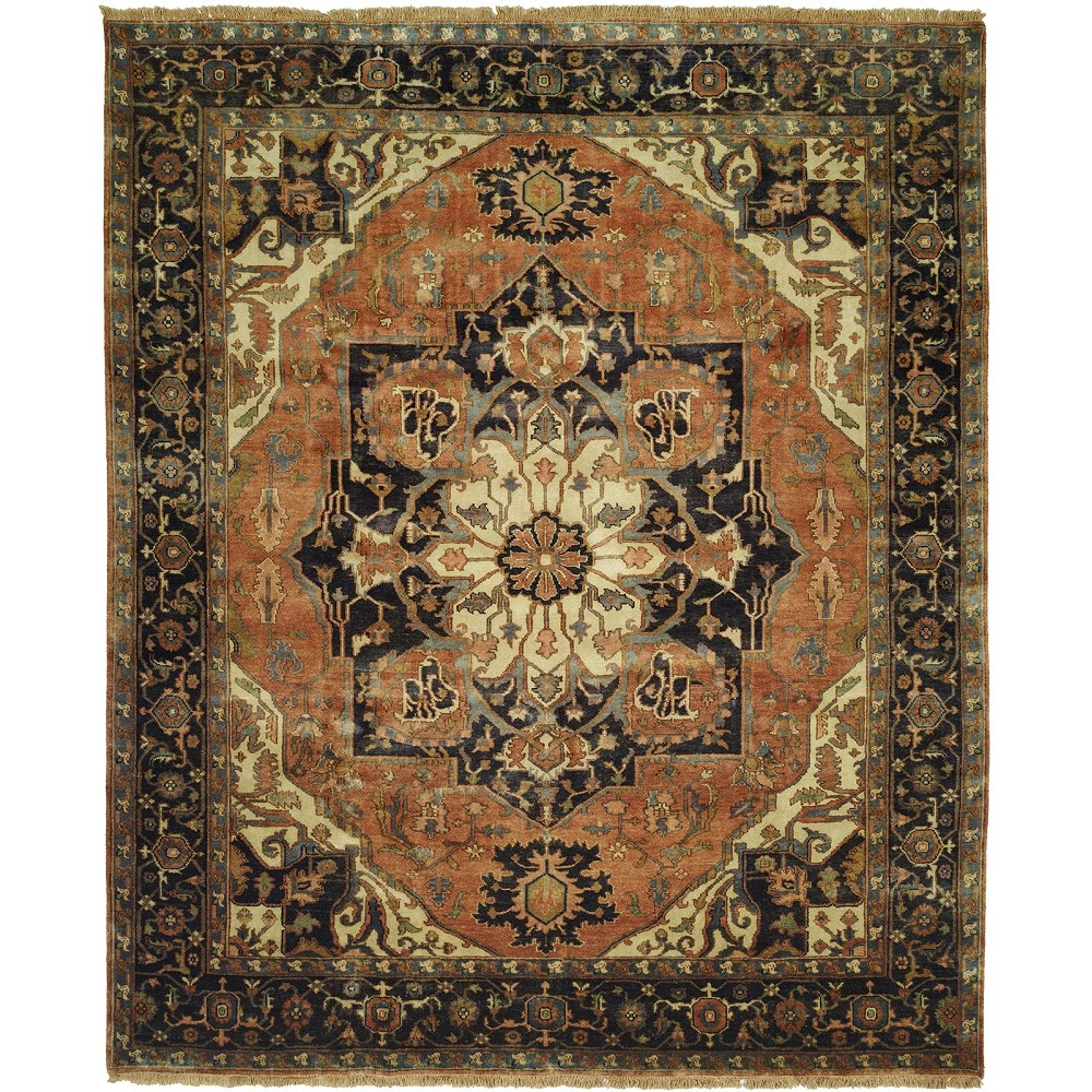 "Size 10'0""x14'0"" Serapi Collection Hand Knotted Wool Rug"