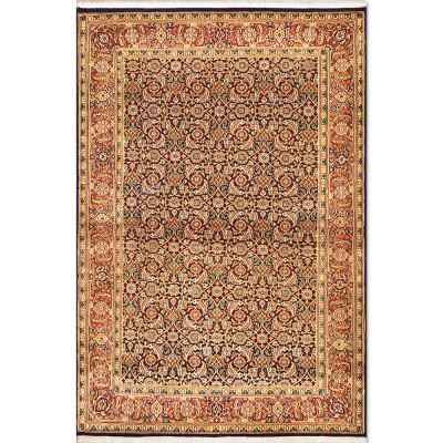 """HERATI Wool Rug jac4290 (4'2""""x6'1"""")"""