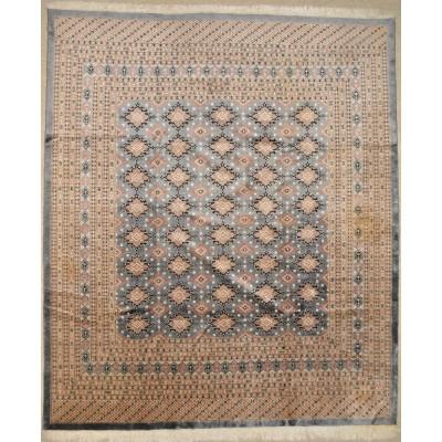 "Bokara Wool & Silk Rug Jac1146 (8'1"" x 10'4"")"
