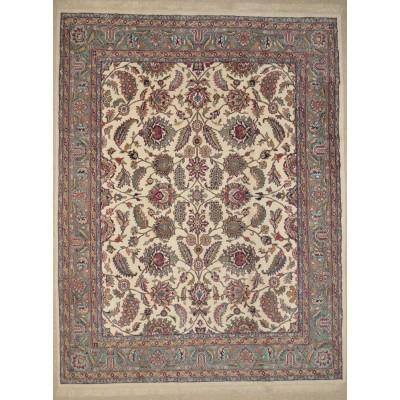 """Isfahan Wool Rug Jac1128 (7'9"""" x 9'9"""")"""