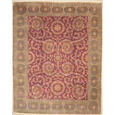 "Agra Wool Rug Jac1134 (7'11"" x 9'11"")"