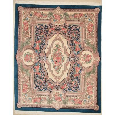 Sina Aubusson Wool Rug Jac1126 (8' x 10')