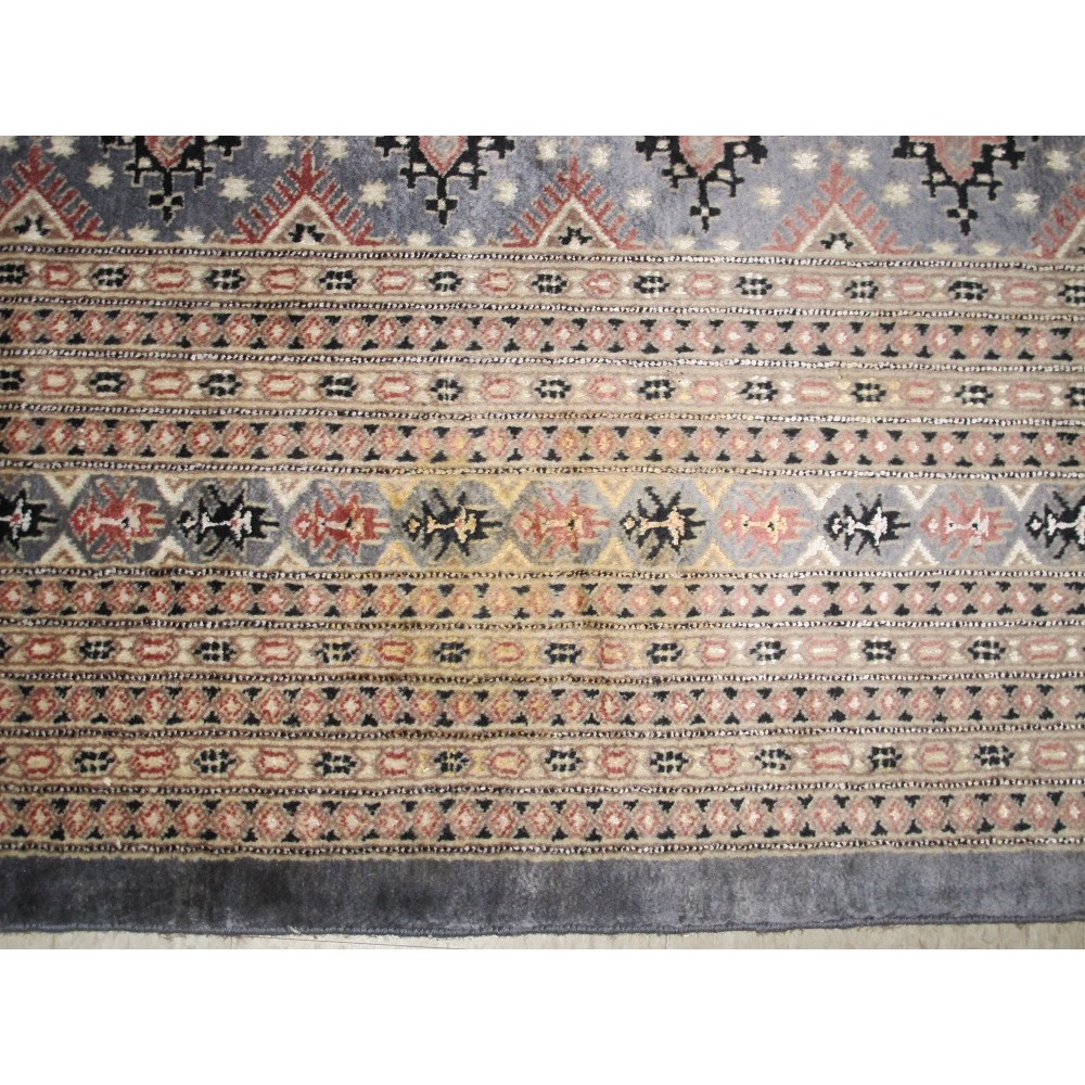 Size 8 1 Quot X 10 4 Quot Bokara Wool Amp Silk Rug From Pakistan