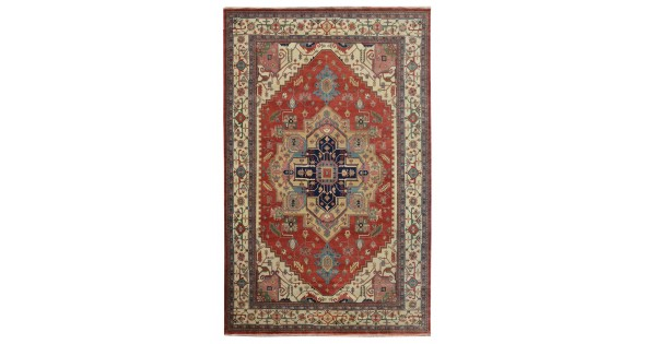 Size 12 00 Quot X 17 09 Quot Heriz Wool Rug From India