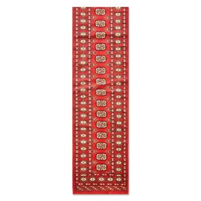 "BOKHARA Wool Rug Jac9022 (Size 2'5""x13'7"")"