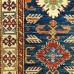 "SUPER KAZAK Wool Rug XS9002 (2'9"" x 8' 6"")"