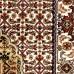 """Tabriz Wool rug(2' 7"""" x 6' 1"""" )"""
