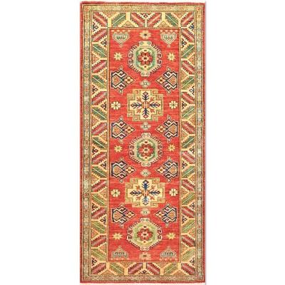 "SUPER KAZAK Wool Rug xs9016 (Size 2'6""x5'8"")"