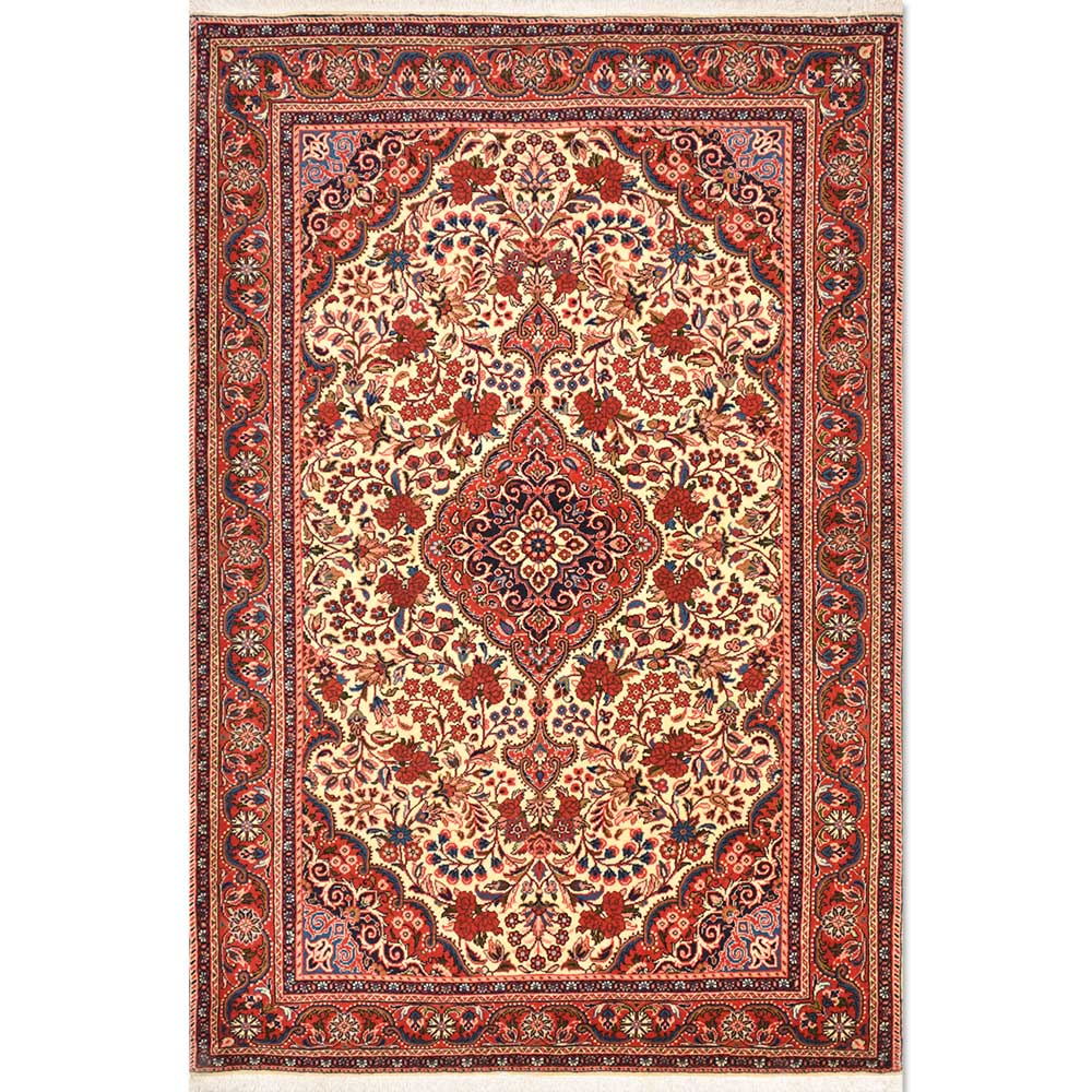 10 Ft Square All Over Wool Rug Size 4 1 Quot X 4 10 Quot Yalameh