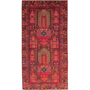 Belouch Wool Rug 3 6 X 8