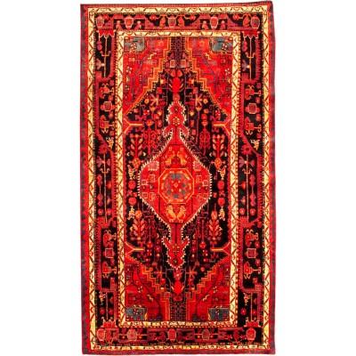 """Hamadan Wool Rug(4' 7"""" x 8' 0"""" )"""
