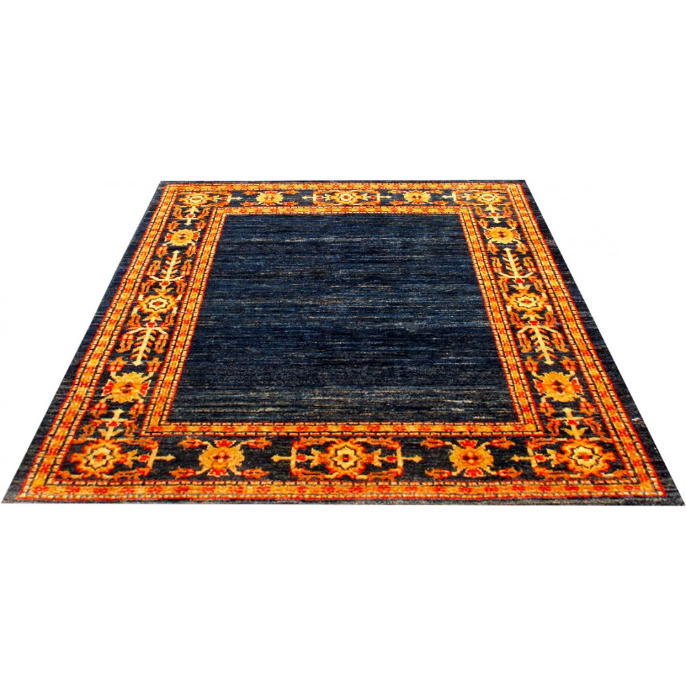 Size 3 5 X 3 5 Oushak Wool Rug From Pakistan