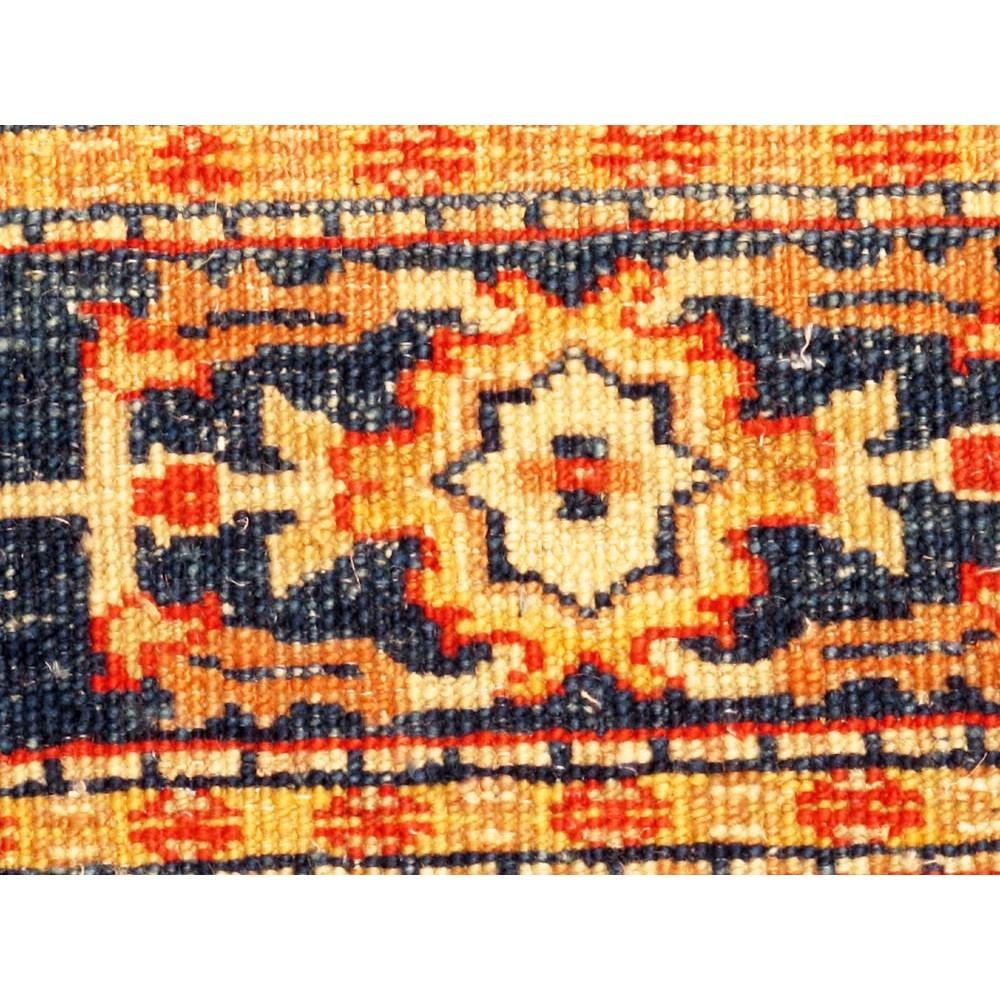 "Size 3' 5"" X 3' 5"" Oushak Wool Rug From Pakistan"