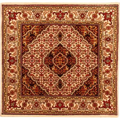 """Tabriz Wool Rug(3' 1"""" x 3' 1"""" )"""